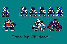 Kuiper Droids and Star Marshals by Ch4dStar
