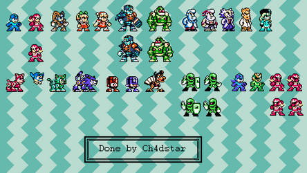 Sprite-Over (Main Chars. Edition)