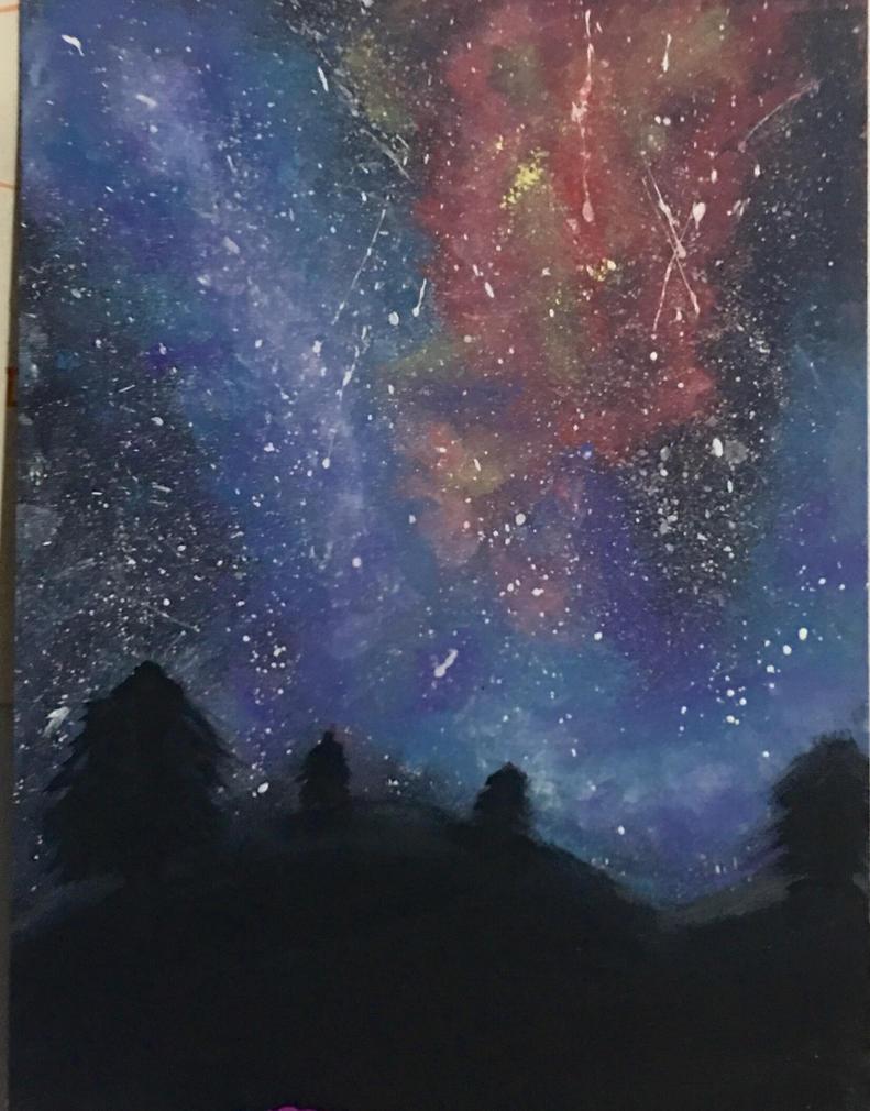 Nebula by TyTheNaught