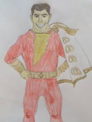 Captain Marvel/ Shazam full image