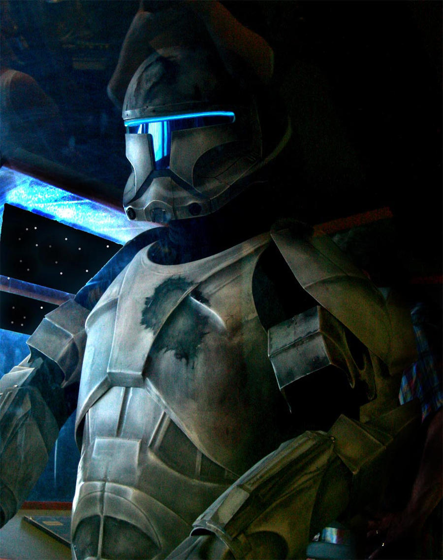 Star Wars Republic Commando by laurence-J
