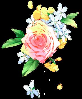 Flores [PNG Random] 1