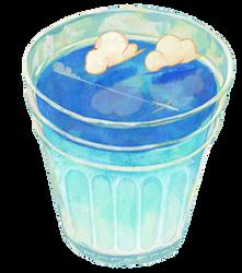 Un  Vaso :O [PNG random] 4 by Keary23