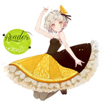 Render 25 - Chocolate and orange