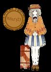 Render 62 - Beautiful girl by Keary23