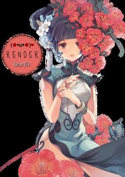 Render 67 - Girl