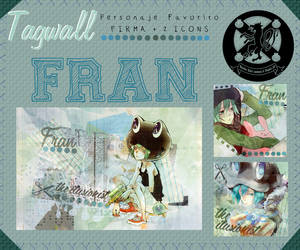 Reto - Dia 4 - Fran (Khr) by Keary23
