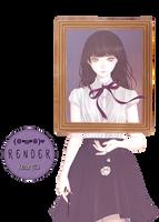 Render 68 - Beautiful girl by Keary23