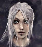 Witcher fanart: Ciri