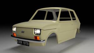 Fiat 126p *WIP*