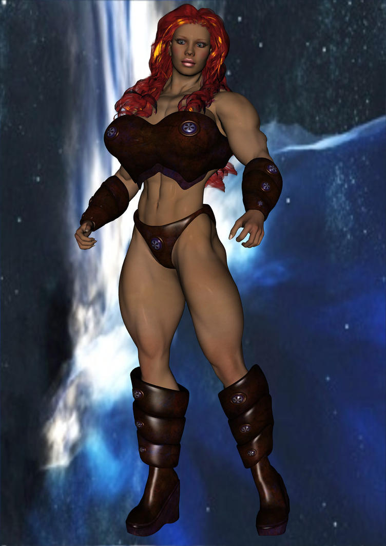 Dickgirl muscle 3d fucked comic