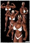 Bodybuilder Pamela
