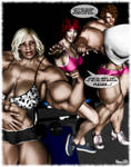 Naomi's Muscle Obsession
