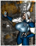Olga: A Fiery Rescue
