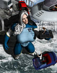 Olga: A Water Rescue