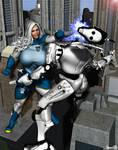Olga: Robot Punch-Out