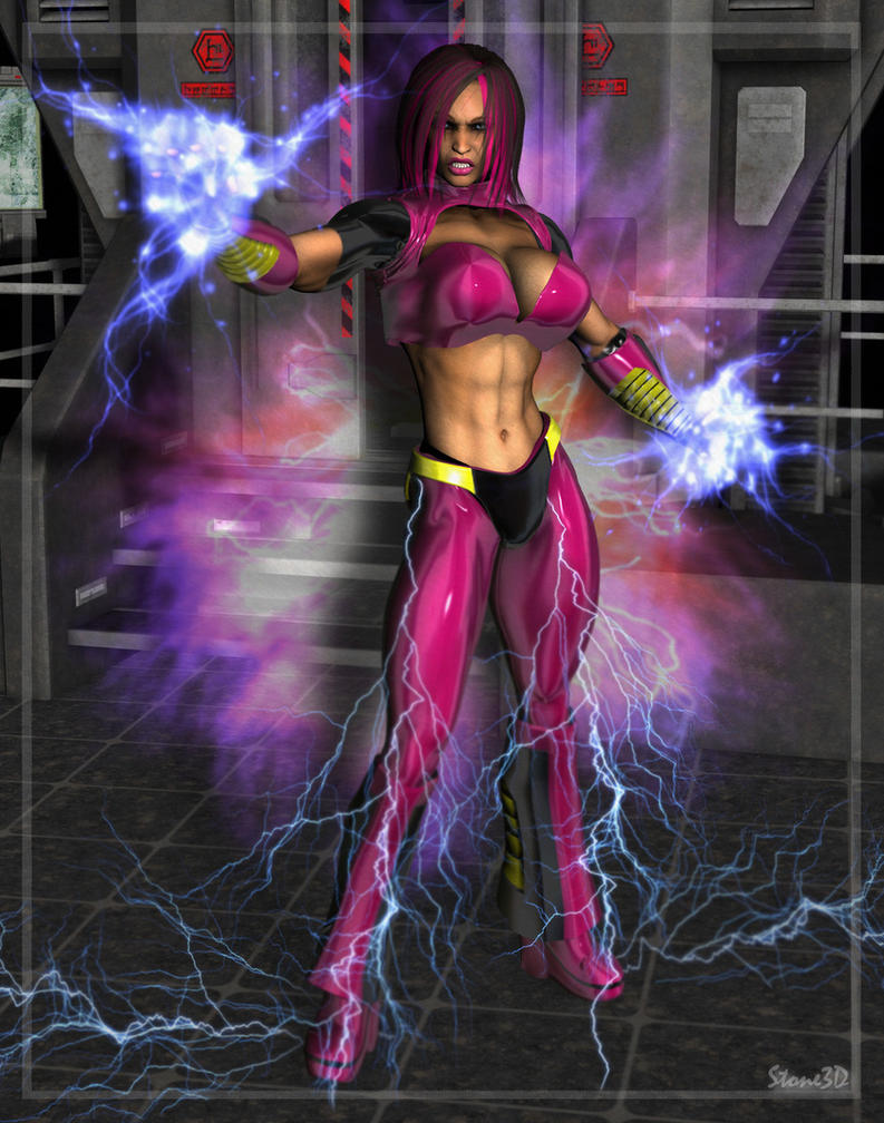 The Power of Ultraviolet by Stone3D