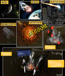 Saturn Comic Preview Page