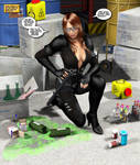 She-Hulk Comic 01