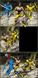 Unused Comic Page 02 by Stone3D