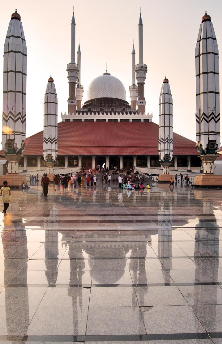 Download Wallpaper Gambar Masjid Kumpulan Wallpaper