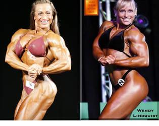 49 Heather Policky  vs Wendy Lindquist by fatehound45
