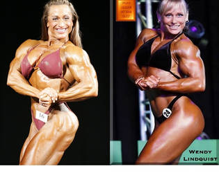 49 Heather Policky  vs Wendy Lindquist by fatehound45