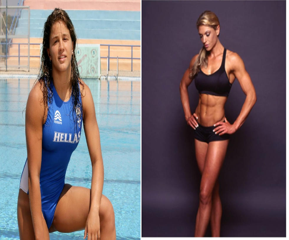 66 Alexandra Asimaki vs Kim Lyons by fatehound45