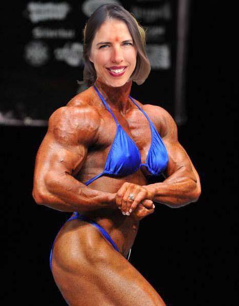 Chrissy zmijewski Muscle Morph by fatehound45