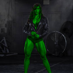 Kristen Graham She-hulk 29 by fatehound45