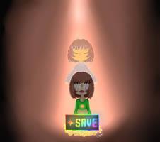 Save Chara by RenakoDream