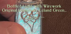 Bottled Light with Wirework Heart - YouTube-2015-