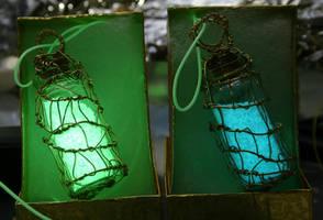 Bottled Light 5 and 6
