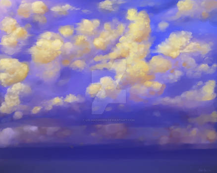 Clouds after Seegmiller and Parrish
