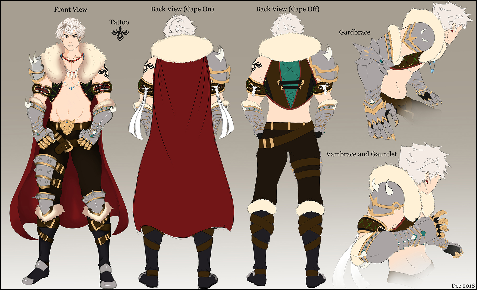 Bdo Global Outfit Design Contest Entry By Tyrannophant On Deviantart