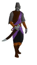 Random Thirder of the Kin Citadel