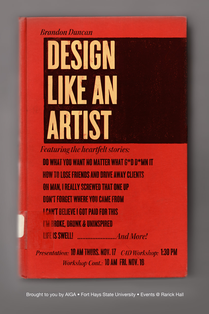 Design Like An Artist by expiringsun