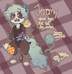 MYO Stuffed Spook // Jeremy