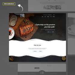 Revision Designs - Website for Clair de Lune