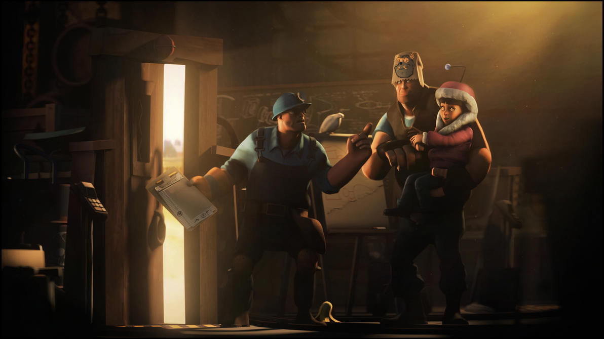 Team Monsters, Inc. by Heavy-shtopor
