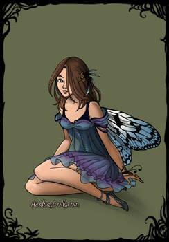 cool fairy art (me)