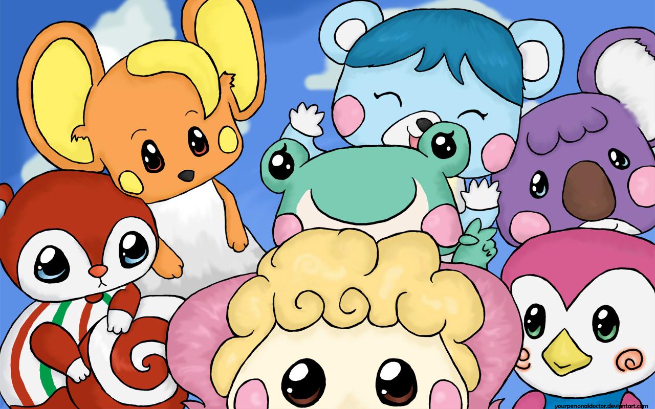 Animal Crossing Wallpaper II by yourpersonaldoctor on ...