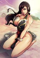 Chun-Li by Grand-Sage