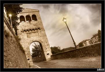 Porta Tufilla - Ascoli Piceno by KaJu-MANIA
