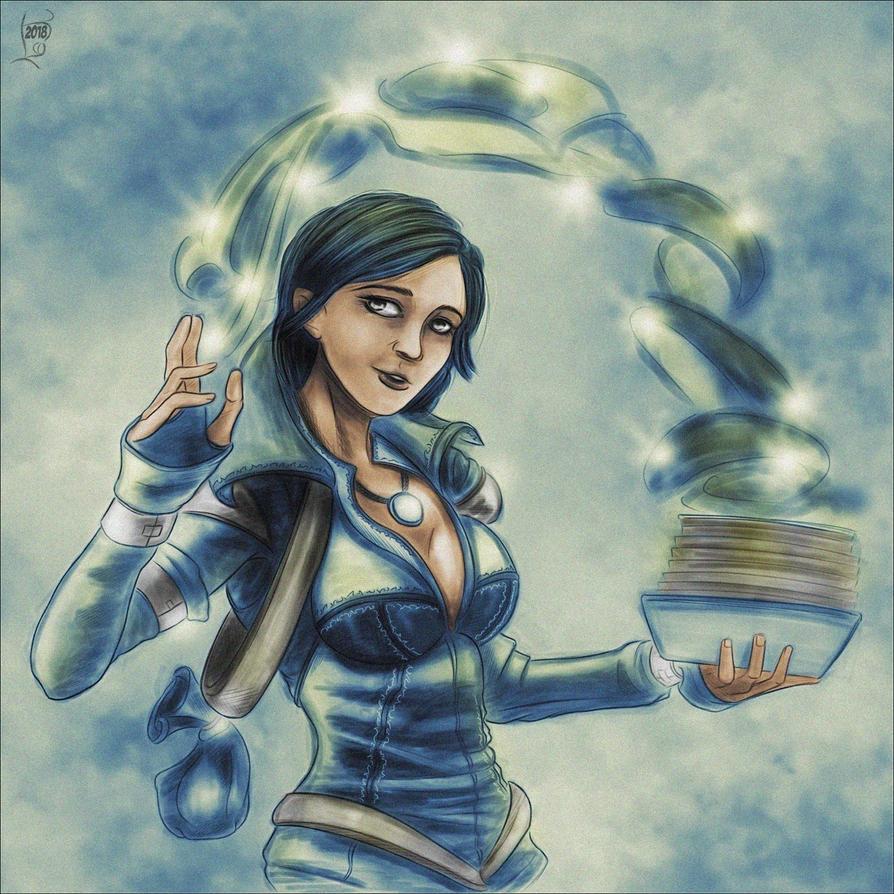 Le ricette di magia della strega Anna Emme by KaJu-MANIA