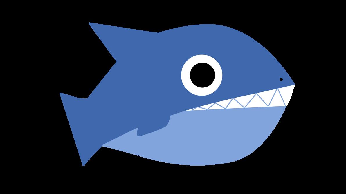 simple vector art piranha by jack y zhang on deviantart rh deviantart com simple vector graphics simple vector editor