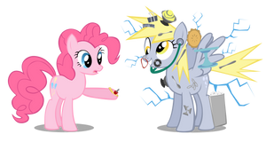 Derpy Hooves: Electropony
