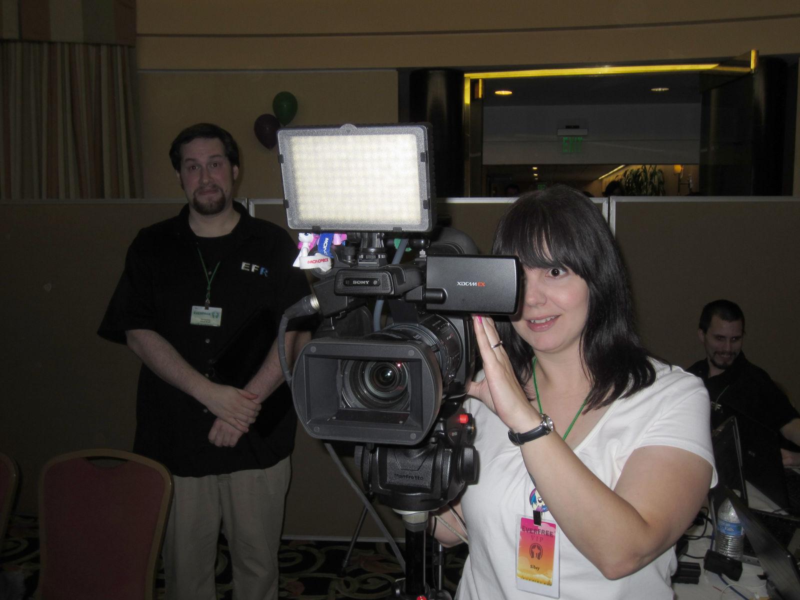 Sibsy the Cameramare