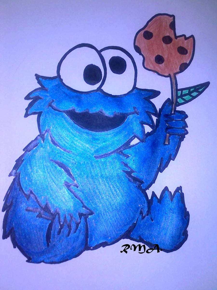 Baby cookie monster by radaamary on deviantart baby cookie monster by radaamary voltagebd Images