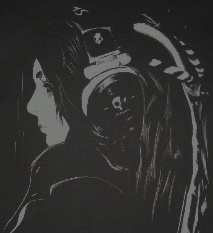 Cyber Goth Artwork by WidowsCusp